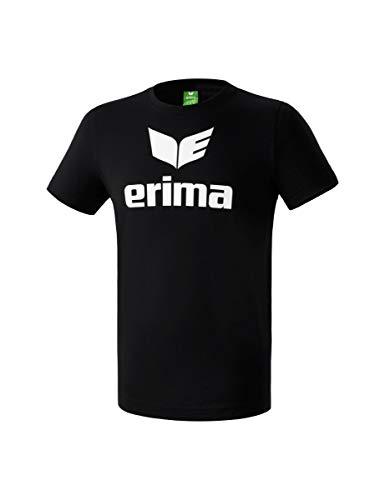 Erima Casual Basics T-Shirt Homme, Noir, FR (Taille Fabricant : XXL)