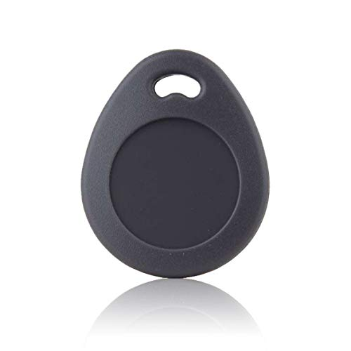 Blaupunkt TAG-S1 RFID-Tag für KPT-S1 und KPT-R1, Schwarz, Hochwertiger RFID Chip für Blaupunkt Alarmanlagen der SA- & Q-Serie