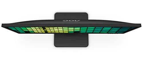 AOC Q32E2N – 32 Zoll QHD Monitor (2560×1440, 75 Hz, HDMI, DisplayPort) schwarz - 4