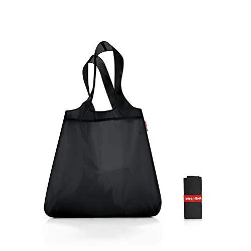 Reisenthel mini maxi shopper Tote da palestra, 63 cm, 15 liters, Nero (Black)