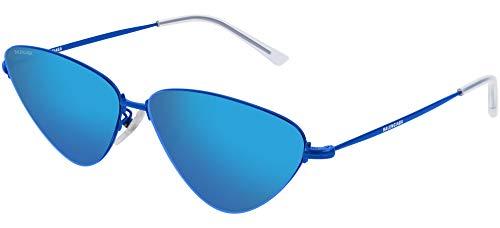 Gafas de Sol Balenciaga BB0015S BLUE/BLUE unisex