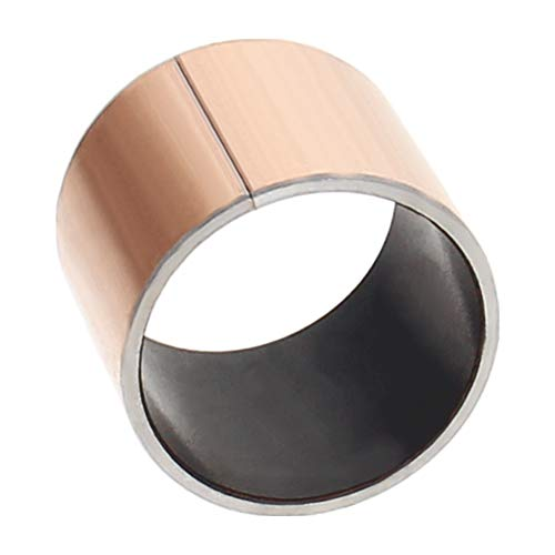 Othmro Sleeve Bearing 32mm Bore x 36mm OD x 30mm Length Plain Bearings Wrapped Oilless Bushings Pack of 1