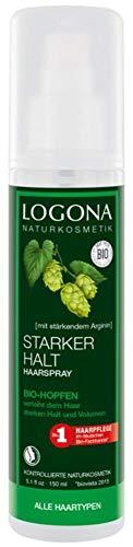 Logona Bio Haarspray Seidenglanz (6 x 150 ml)