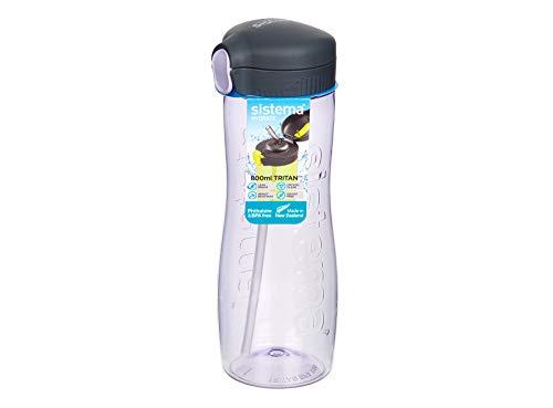 Sistema Tritan Quick Flip fles, 800 ml, lila