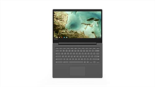 Product Image 8: Lenovo Chromebook S330 Laptop, 14-Inch FHD (1920 x 1080) Display, MediaTek MT8173C Processor, 4GB LPDDR3, 64GB eMMC, Chrome OS, 81JW0000US, Business Black