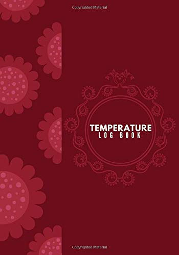 Temperature Log Book: Record Fridge/Freezer Temperatures, Used for Restaurants, Bars, Cuisine Outlets and More, Monitor Contents & Comply with ... Christmas, (Kitchen Supplies., Band 11)