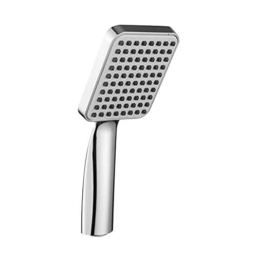 Yanqhua Alcachofa de la Ducha Cabeza de Ducha Cabeza de Lluvia Cabeza de Ducha de Lluvia Filtro de Alta presión para baño Baño Supercharge Hand Boquilla Spap Spray (Color : Gray)