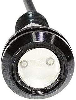Lifetime LED Lights - Bolt-on Mount Eagle Eye Blue LED Hideaway Strobe Light