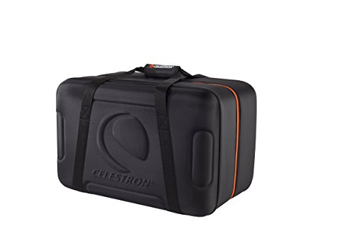 Celestron - Telescope Carrying Case for NexStar Optical Tubes - Fits 4', 5', 6' and 8' Optical Tubes - NexStar SE, Evolution, Schmidt-Cassegrain, EdgeHD Compatible - Protective EVA Shell, Foam Lining