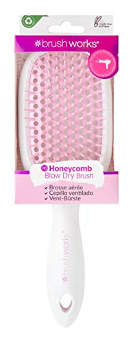 Brushworks HD Quick Blow Dry Hair Brush Brosse cheveux