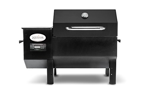 Louisiana Grills LG-001000-1300 TG-300 Country Smoker, The Tailgater
