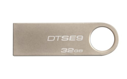 Kingston Digital DataTraveler SE9 32GB USB 2.0 Flash...