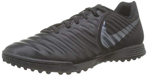 Nike Herren Tiempo LegendX VII Academy TF Sneakers, Schwarz (Black/Black 001), 40 EU