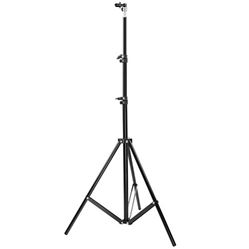 Neewer Photo Studio Background amp Reflector Clip and 6ft/190cm Light Stand Reflector not included