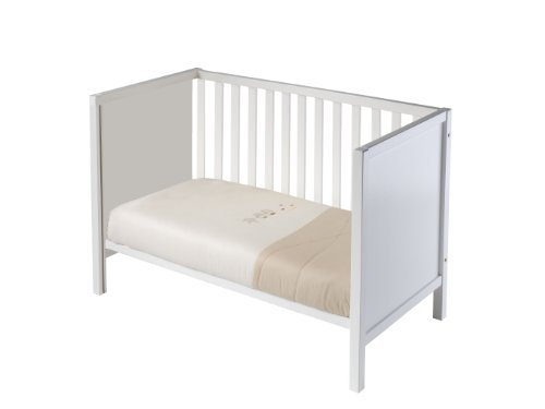 Naf-Naf 30017 Bettdecke Design Cuak, 50% Baumwolle 50% Polyester, 105 x 135 cm, beige