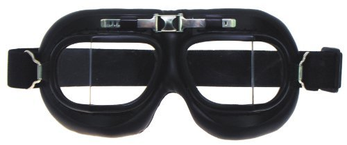 MFH Fliegerbrille Air Force, schwarz, 25513
