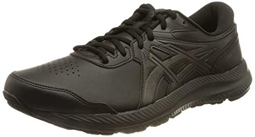 Asics Gel-Contend SL, Zapatillas para Caminar Hombre, Black/Black, 42.5 EU