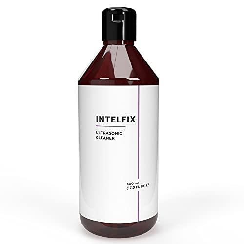 INTELFIX Líquido Limpiador Ultrasonidos Concentrado - Ultrasonic Cleaner...