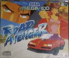 Road Avenger - MEGA CD - PEGI