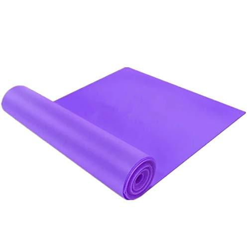 Lsooyys Esterillas de Yoga Antideslizante Manta Gimnasia Deporte Salud Perder Peso Fitness Ejercicio Pad Mujeres Deporte Yoga Esterilla Portátil Resistencia Entrenamiento