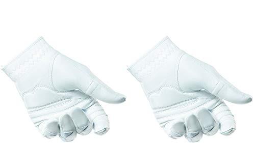 Bionic Glove Ladies Stablegrip with Natural Fit Golf Glove Regular, White