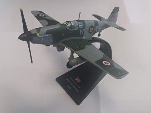 1945 P-51 Mustang diecast 1:72 Aircraft Model (LB-39)