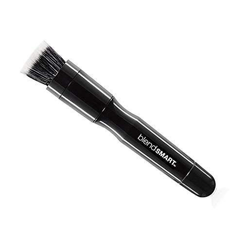 Pincel para maquiagem BLENDSMART com escova elétrica rotativa - Preto