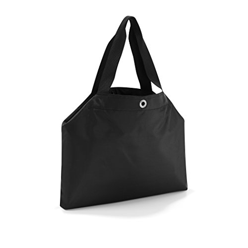 Reisenthel changebag Black, Polyester, Schwarz, 49 x 49 cm