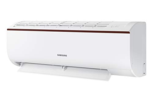 Samsung 1 Ton 3 Star Inverter Split AC (Copper, AR12TG3BBWK, White)
