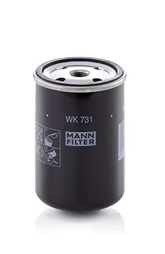 Mann Filter WK731 Original MANN-FILTER Kraftstofffilter WK 731 – Für PKW