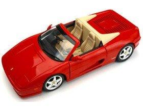 Hot Wheels Elite Ferrari F355 Spider Red Buy Online In Angola At Angola Desertcart Com Productid 8132133