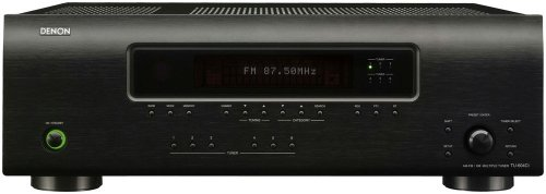 Denon TU-604CI Multi-Zone Dual AM/FM Tuner with Expansion Slots (Discontinued by Manufacturer)