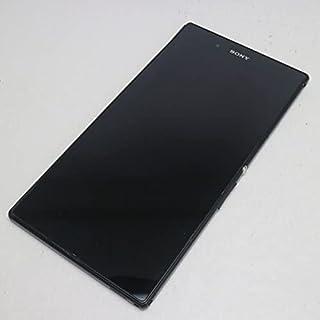 Xperia Z Ultra SOL24 au ブラック 黒色