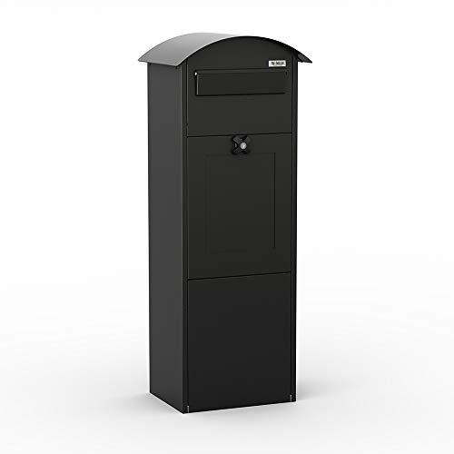 Flexbox Briefkasten Karolina 9401 Schwarz