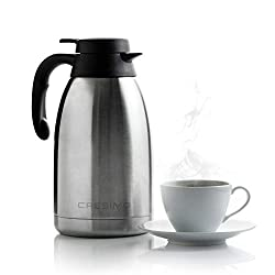 68 Oz Thermal Carafe / Double Walled Vacuum Thermos