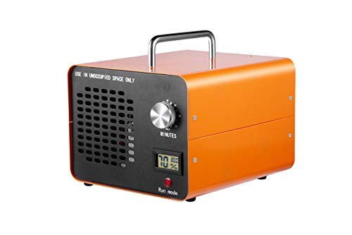Commercial Ozone Generator 10000mg/h Industrial Air Purifier Ozonator Deodorizer Ozone Machine for Rooms, Home, Smoke, Farms, Cars and Pets
