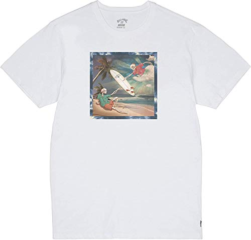 BILLABONG™ - Camiseta - Hombre - S - Blanco