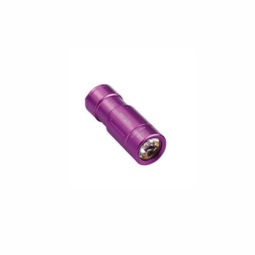 fenix 0 UC02 Schlüsselanhänger-Taschenlampe, Wiederaufladbar, Violett, Purple