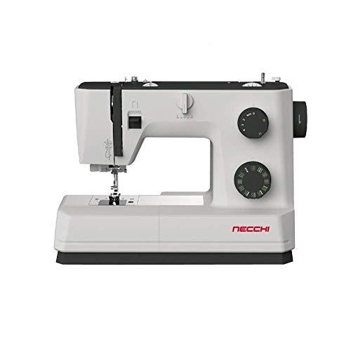 Necchi Q132A Enhebrador automático de agujas para máquina de coser, 32 puntos, rendimiento resistente