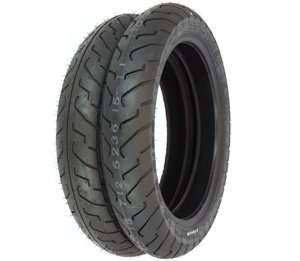 Shinko 712 Tire Set - Compatible with Honda CB750F - 1979-1980 - Tires Only