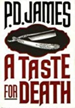 By P. D. James A Taste for Death (1986) Hardcover