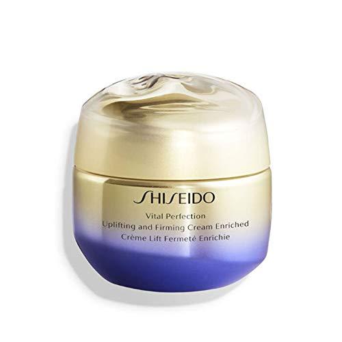 Shiseido Vital Perfection Uplifting & Firming Cream Enriched Gesichtscreme, 50 ml