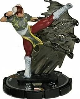 HeroClix: Chun-Li Chase # 8B (Limited Edition) - Street Fighter