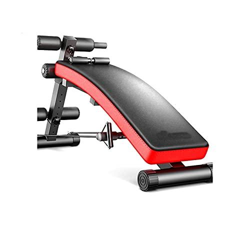 Bancos de Pesas Utilitarios de Cuerpo Completo Actualización Sit up Bench Abdominy Supine Board Machine Home Gym Gym Deporte Entrenamiento Push Up Entrenamiento Ejercicio Músculos Músculos Fitness Equ