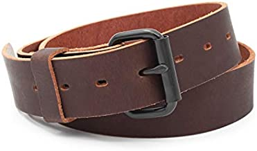The Classic Leather Everyday Belt | Made in USA | Full Grain Leather