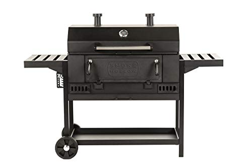 Smoke Hollow SH19040919 CG600G parrilla de carbón, color negro
