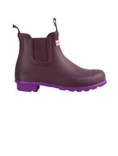 Botas de lluvia Gloss Violeta Hunter 37 Mujer