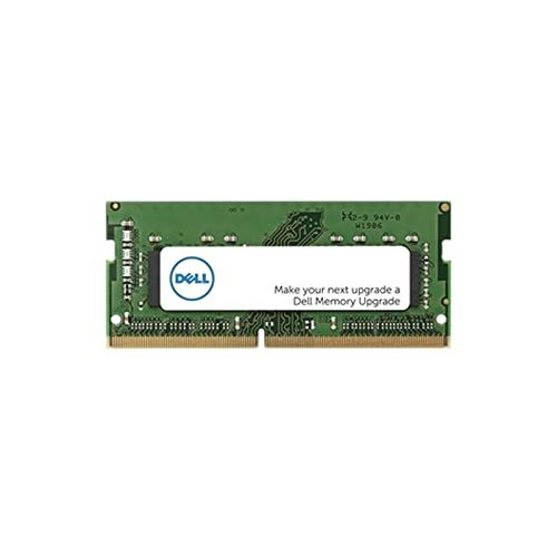 Dell - DDR4-8 GB - SO DIMM 260 Pin - 3200 MHz / PC4-25600 - Unbuffered Memory - Non-ECC - Upgrade