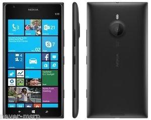 Nokia Lumia 1520 Black Rm-937 (Factory Unlocked) 6' Full Hd , 32gb , 20mp