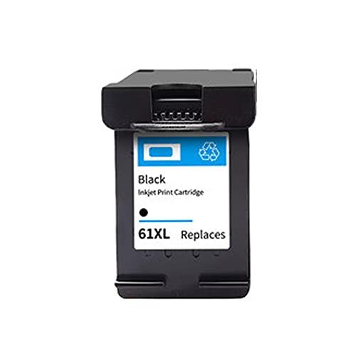 Compatible para el reemplazo del Cartucho de tóner HP 61XL para HP DeskJet 1000 1050 2000 2050 3000 3050 1510 1010 2620 2540 2510 Envy4500 Impresora, rentable Black
